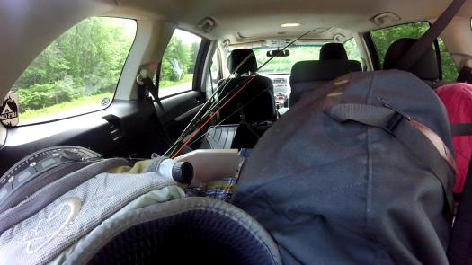 A Subaru Trunk Full