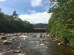 Bridge Covered River