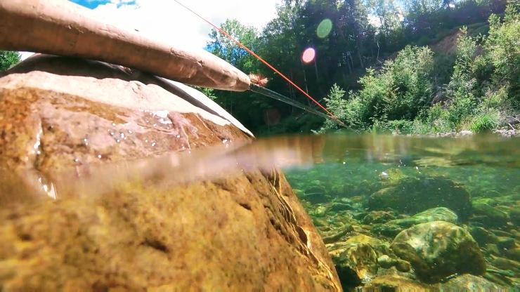 Swift River VT